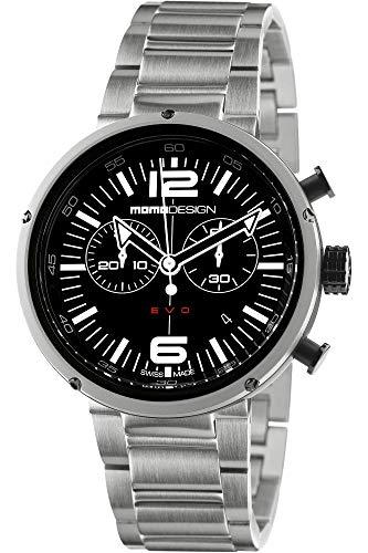 MOMO Design Lässige Uhr MD1012BS-10