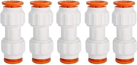 Fluorid und Chemikalien f/ür die Wohnk/üche Mehrschicht-K/üchen-Wasserhahn-Filtersystem Filtert Chlor Cafopgrill HBF-8907 Wasserhahn-Wasserfilter