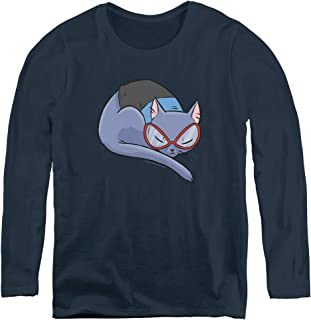 Valiant Comics Kris Hathaway Cat Cosplay Adult Long Sleeve T-Shirt for Women