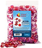 Cinnamon Hard Candy Individually Wrapped - Cinnamon Discs - Red Candy - Bulk Candy 4 LBS