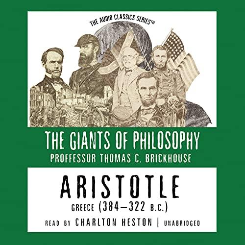 Aristotle cover art