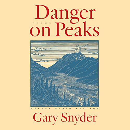 Danger on Peaks audiobook cover art