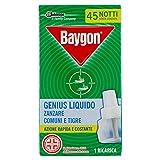 Baygon Genius Liquido Ricarica, [confezione da 2]