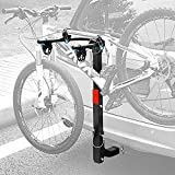 "Leader Accessories Hitch Mounted 2 Bike Rack Bicycle Carrier Racks Foldable Rack for Cars, Trucks, SUV's and Minivans with 2"" Hitch Receiver"