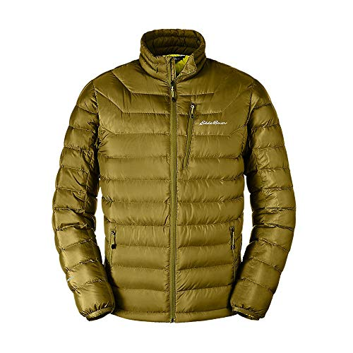 Eddie Bauer Men's Downlight Jacket, Fern Regular S