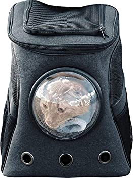 d4da8053ad 11 Best Cat Bubble Backpacks 2019 [Fly To the Moon!]