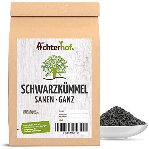 Schwarzkümmel ägyptisch Schwarzkümmelsamen ganz nigella sativa 500 g