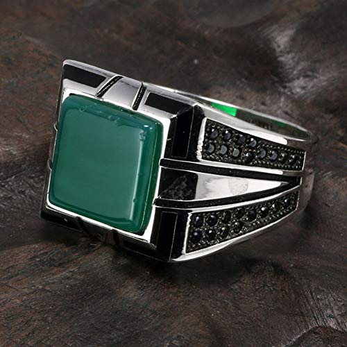 Guaranteed Rings Cool Vintage Ring For Men With Stones Colors Jewelry Ringen