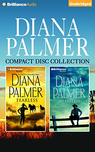 Diana Palmer Compact Disc Collection: Fearless / Heartless