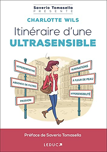 Itinéraire d'une ultrasensible (Saverio Tomasella...