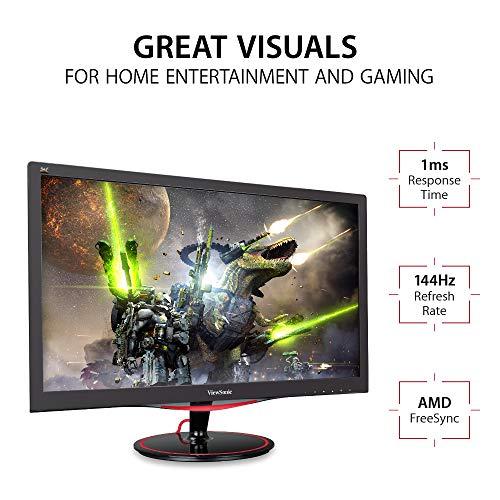ViewSonic VX2458-MHD, 24 Zoll, Full-HD - 2