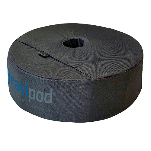 Gravipod 18' Round Umbrella Base Weight Bag - Up to 85 lbs.