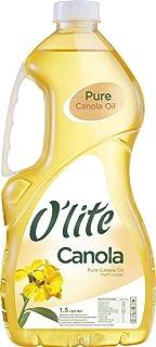 O'lite Pure Canola Oil, 1.5 Litre