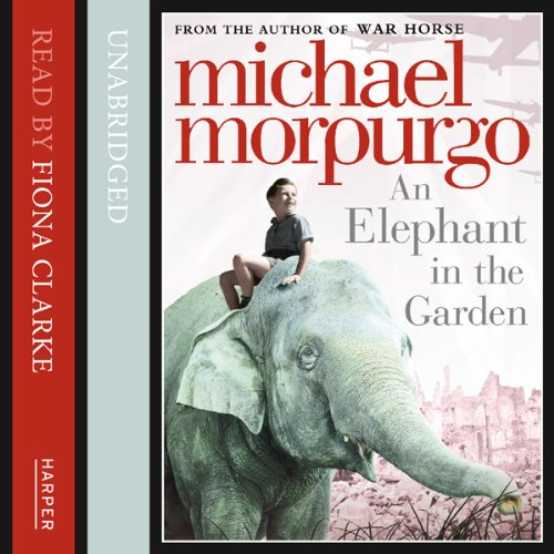 An Elephant in the Garden cover art