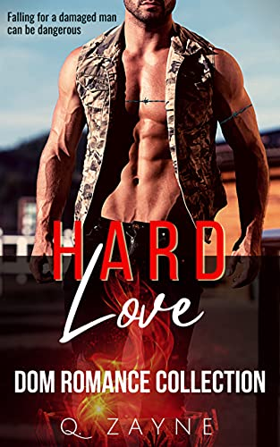 Hard Love: Dom Romance Collection (Psychic Alpha Book 1)