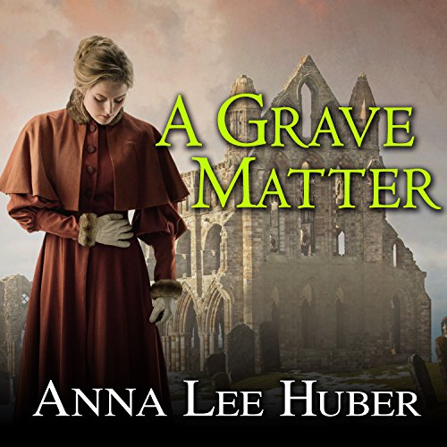 A Grave Matter  By  cover art