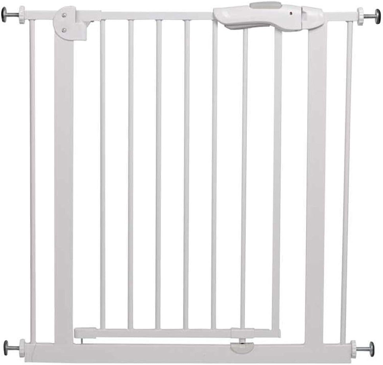 LIAN Indoor-Schutzgitter Extra Wide Baby Gate Wei für Rume zwischen 75-194 cm Breite druckmontierte Haustür (gre   105-114cm)