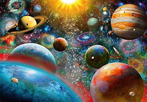 Ravensburger 19858 Planetary Vision Jigsaw Puzzle (1000 Piece)