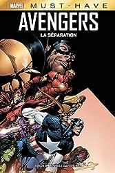 Avengers - La séparation de Brian M. Bendis
