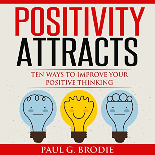 Positivity Attracts cover art