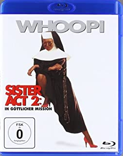 Sister Act 2 - In göttlicher Mission [Blu-ray]