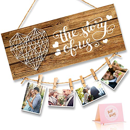 Couples Gifts Romantic Photo Holder