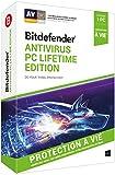 Bitdefender Antivirus PC Lifetime Edition - 1 PC