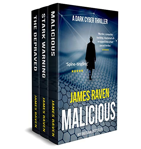 The James Raven Thrillers: A box set of dark, compulsive crime thrillers (English Edition)
