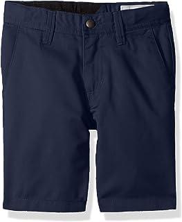Volcom boys Volcom Little Boys Frickin Chino Short Casual Shorts
