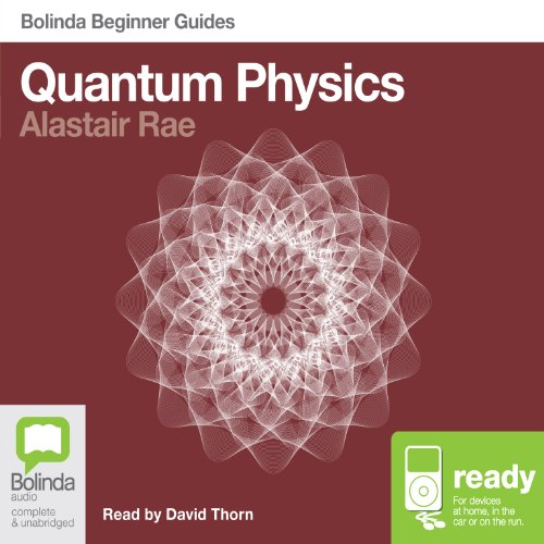 Quantum Physics: Bolinda Beginner's Guides audiobook cover art