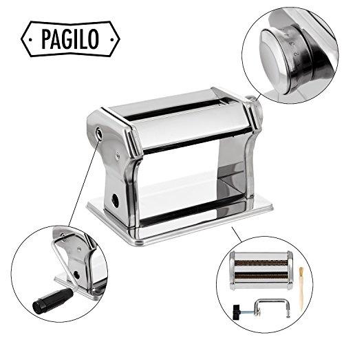 PAGILO Nudelmaschine (7 Stufen) - 2