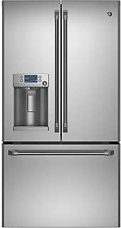 ge cafe refrigerator cfe28tshss