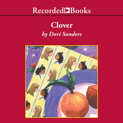 Clover audiobook cover art