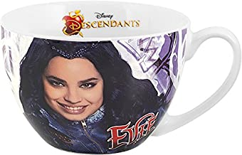Home Disney Descendants Porcelain Diameter