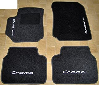 TAPPETI TAPPETINI IN GOMMA FIAT Croma 2005-2011