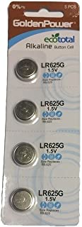 625A アルカリ電池 4個セット 入手困難なMR-9HD代替品 電圧1.5V PX625 PX625U V625PX PX-13 LR-9 アートプライムオリジナルセット商品 DD-0001