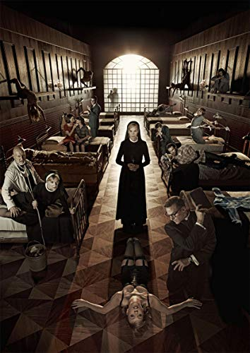 Instabuy Poster- American Horror Story (Q) Movie Poster - A3 (42x30 cm)