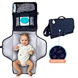 Best Diaper Changing Pad Portables - BabyOrbit Portable Diaper Changing Pad – Compact Waterproof Review