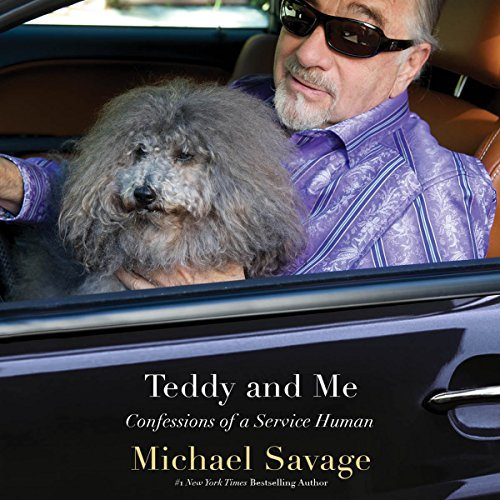 Teddy and Me audiobook cover art