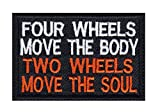 4 Wheels Move...image