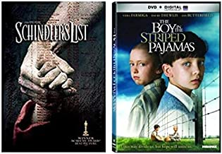 Schindler's List & The Boy In The Striped Pajamas - Double Feature 2-Pack DVD