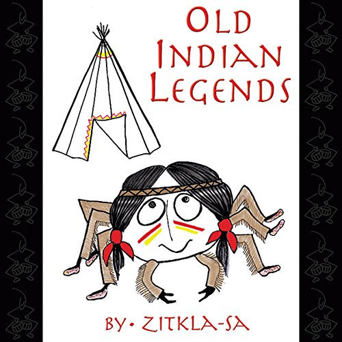 Old Indian Legends  audiobook cover art