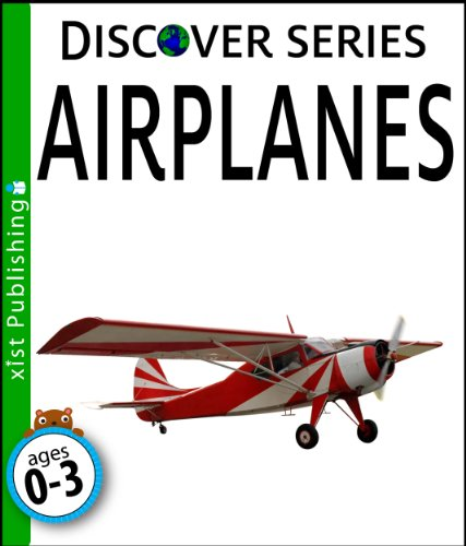 Airplanes (Discover Series) (English Edition)