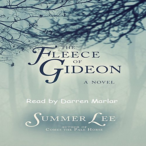 The Fleece of Gideon audiobook cover art