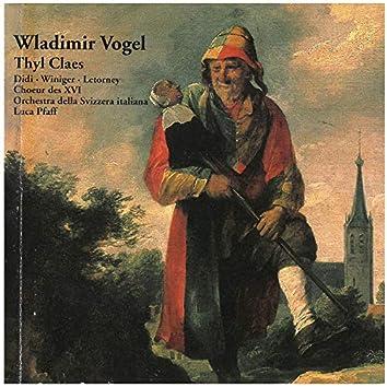 Vogel: Thyl Claes (Live)