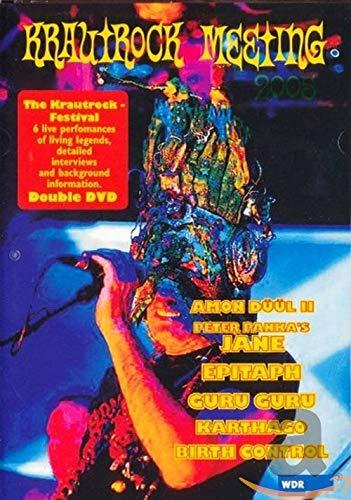 Various Artists - Krautrock Meeting 2005 [2 DVDs]