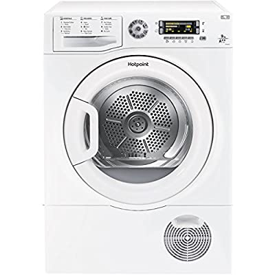 Hotpoint FTCD9726PM1 Freestanding A++ Rated Condenser Tumble Dryer - White