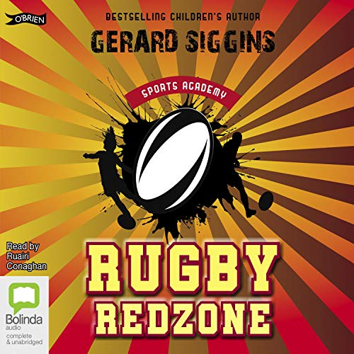 Rugby Redzone cover art