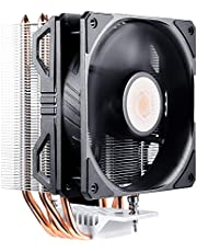 $33 » Cooler Master Hyper 212 EVO V2 CPU Air Cooler with SickleFlow 120, PWM Fan, Direct Contact Technology, 4 Copper Heat Pipes for AMD Ryzen/Intel LGA1200/1151