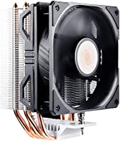 Cooler Master Hyper 212 EVO V2 CPU Air Cooler with SickleFlow 120, PWM Fan, Direct Contact Technology, 4 Copper Heat...